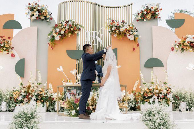 The Wedding of Hansen and Nerisa by Elior Design - 011