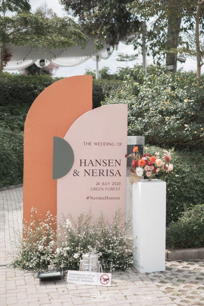 The Wedding of Hansen and Nerisa by Elior Design - 012