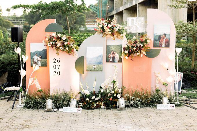 The Wedding of Hansen and Nerisa by Elior Design - 015