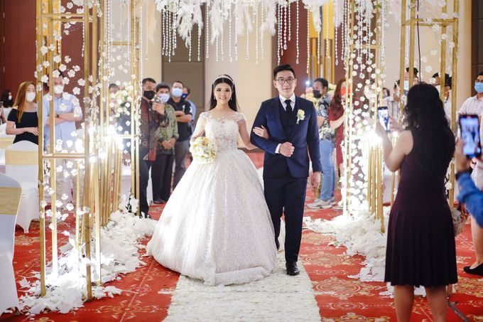 Wedding Of Hanson & Chindy by Ohana Enterprise - 009