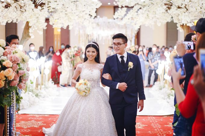 Wedding Of Hanson & Chindy by Ohana Enterprise - 010