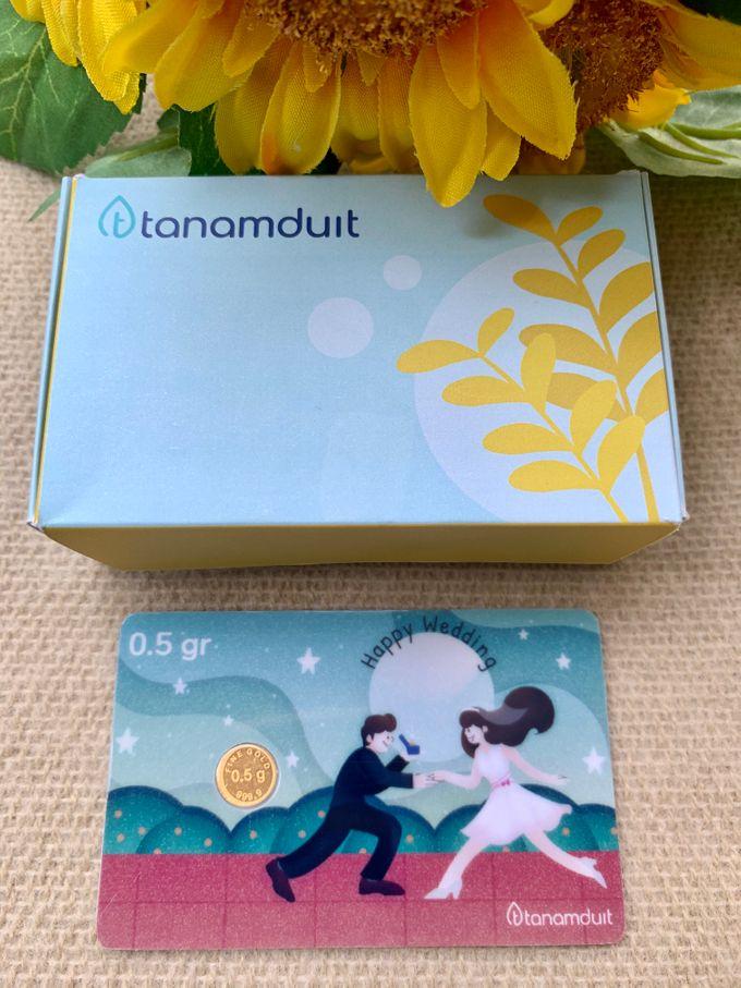 Emas Logam Mulia Hartadinata - Happy Wedding 2 by tanamduit emas - 003