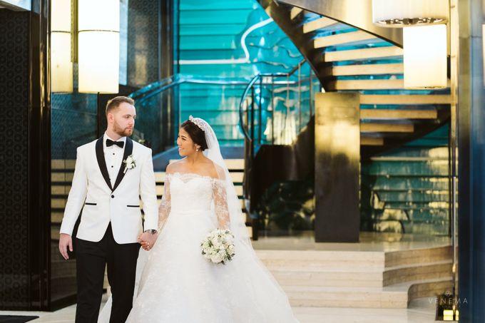 Kempinski - Piotr & Mitzi by Maestro Wedding Organizer - 025