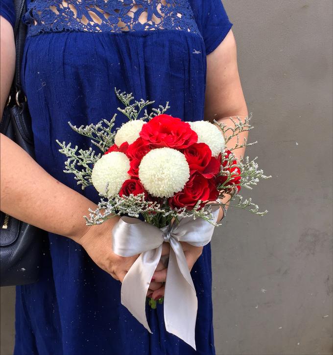 Wedding Bouquet by HARA Florist - 003