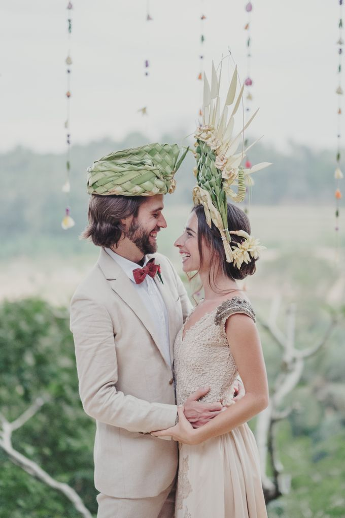 Wedding Headdresses by Make A Scene! Bali - 002