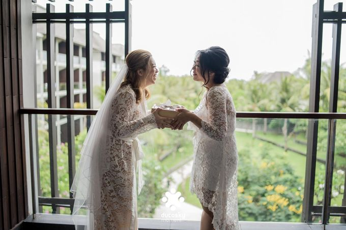 Harfy Chindy Wedding | Chindy and the Bridesmaid by Florencia Augustine - 007