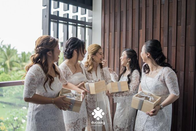 Harfy Chindy Wedding | Chindy and the Bridesmaid by Florencia Augustine - 012