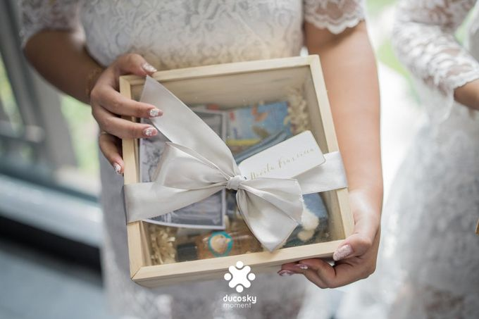 Harfy Chindy Wedding | Chindy and the Bridesmaid by Florencia Augustine - 013