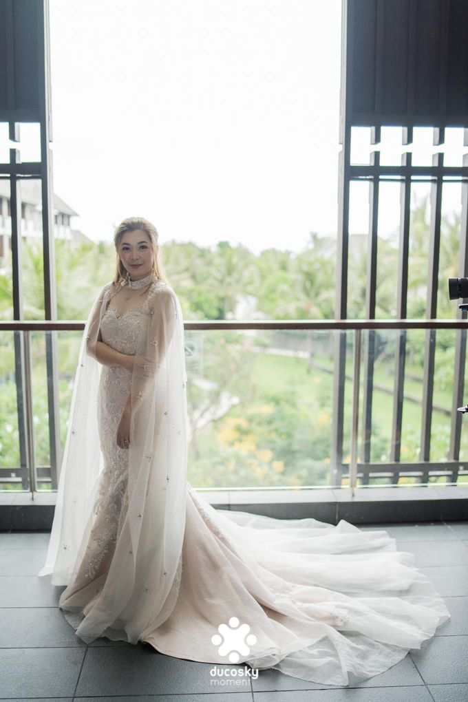 Harfy Chindy Wedding | Chindy and the Bridesmaid by Florencia Augustine - 017