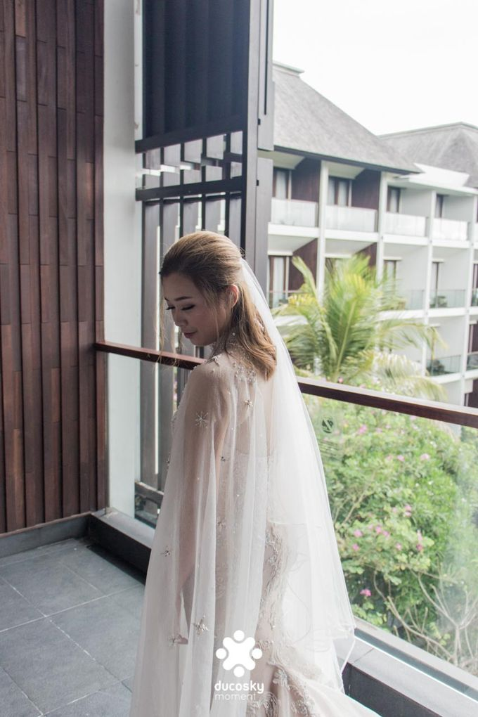 Harfy Chindy Wedding | Chindy and the Bridesmaid by Florencia Augustine - 019