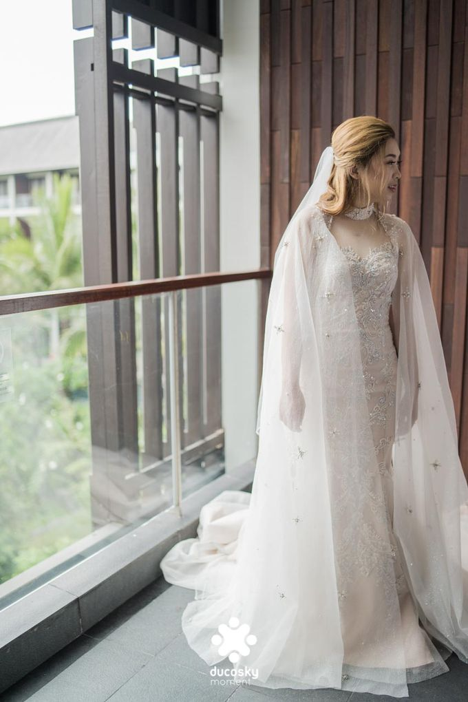 Harfy Chindy Wedding | Chindy and the Bridesmaid by Florencia Augustine - 020