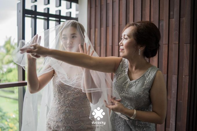 Harfy Chindy Wedding | Chindy and the Bridesmaid by Florencia Augustine - 031