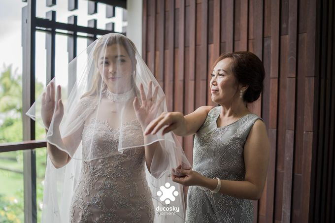 Harfy Chindy Wedding | Chindy and the Bridesmaid by Florencia Augustine - 032