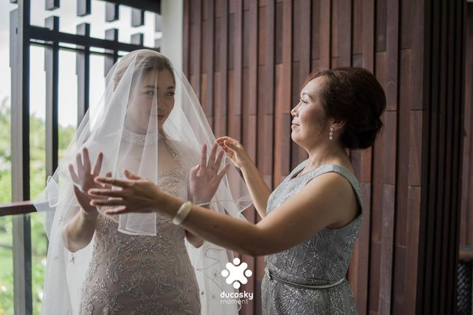 Harfy Chindy Wedding | Chindy and the Bridesmaid by Florencia Augustine - 033