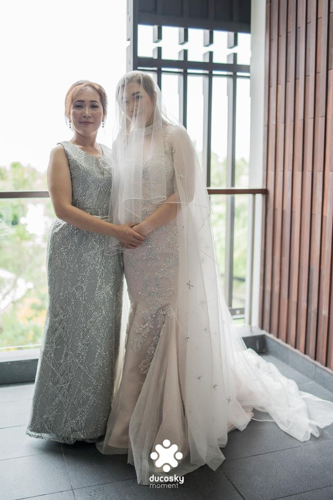 Harfy Chindy Wedding | Chindy and the Bridesmaid by Florencia Augustine - 034