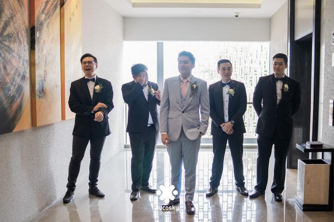 Harfy Chindy Wedding   The First Look by Florencia Augustine - 010