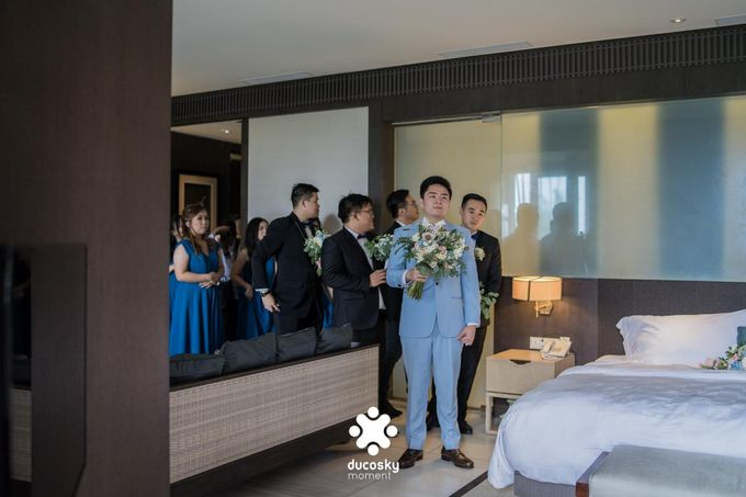 Harfy Chindy Wedding   The First Look by Florencia Augustine - 016