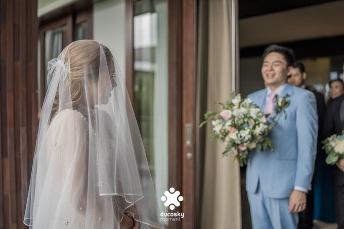 Harfy Chindy Wedding   The First Look by Florencia Augustine - 024