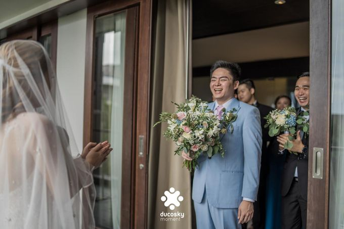 Harfy Chindy Wedding   The First Look by Florencia Augustine - 025