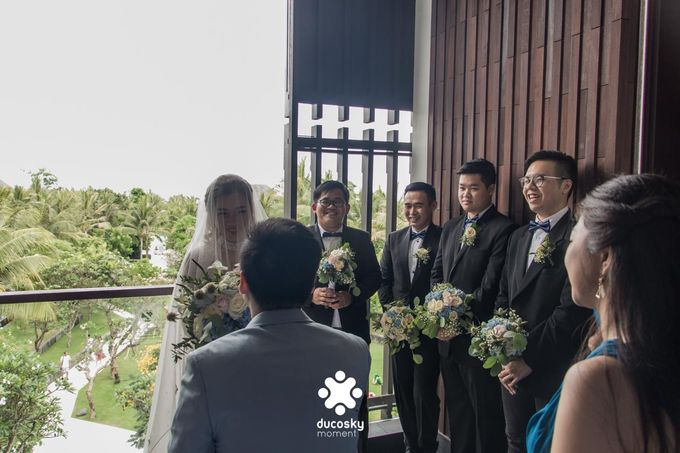 Harfy Chindy Wedding   The First Look by Florencia Augustine - 028
