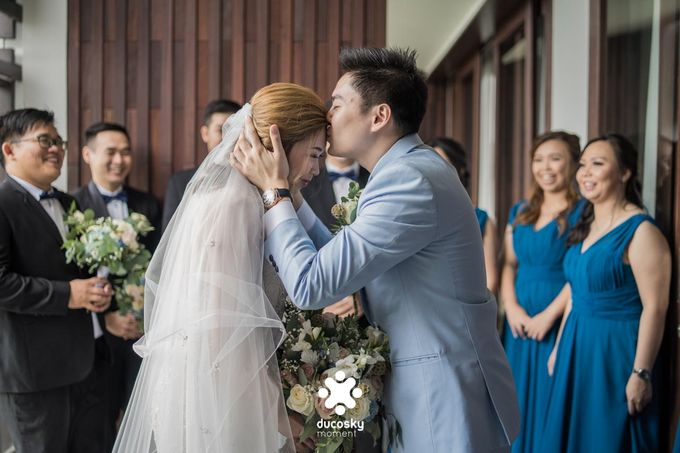 Harfy Chindy Wedding   The First Look by Florencia Augustine - 034