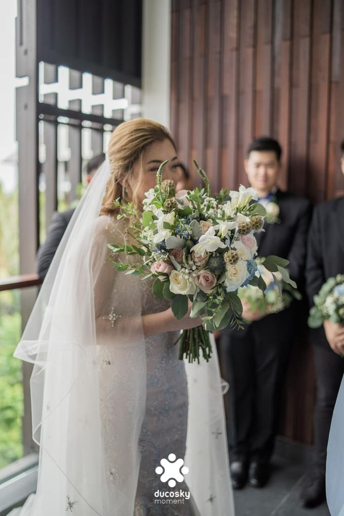 Harfy Chindy Wedding   The First Look by Florencia Augustine - 035
