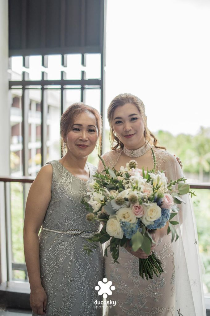 Harfy Chindy Wedding | The First Look by Florencia Augustine - 036