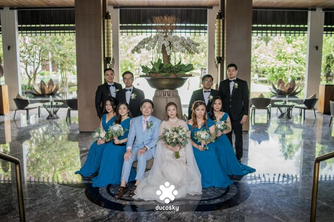 Harfy Chindy Wedding   The First Look by Florencia Augustine - 040