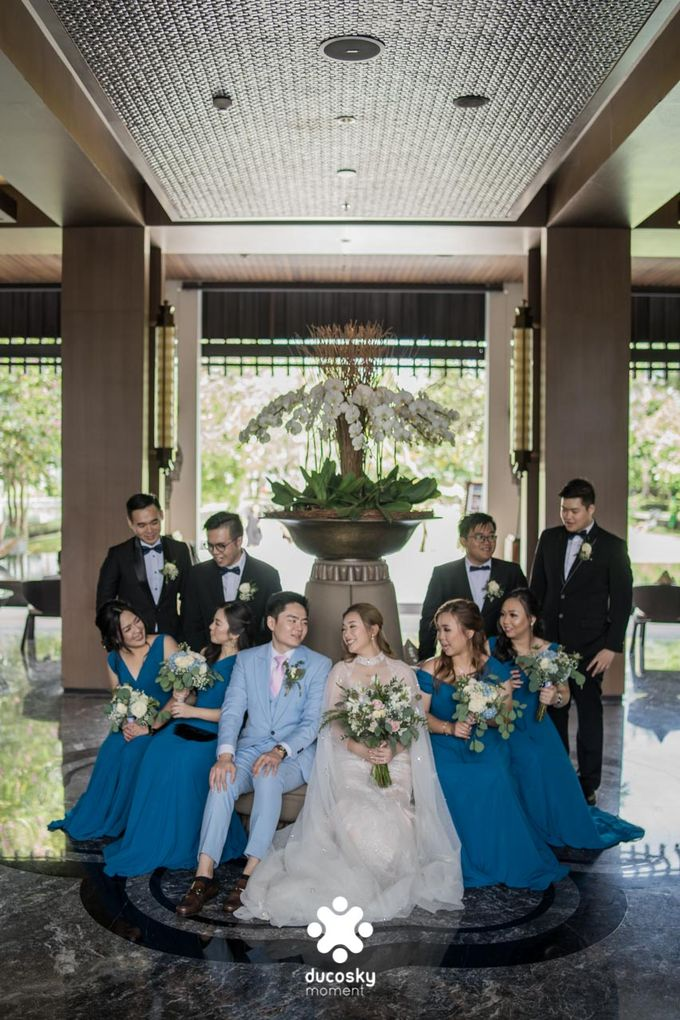 Harfy Chindy Wedding   The First Look by Florencia Augustine - 041