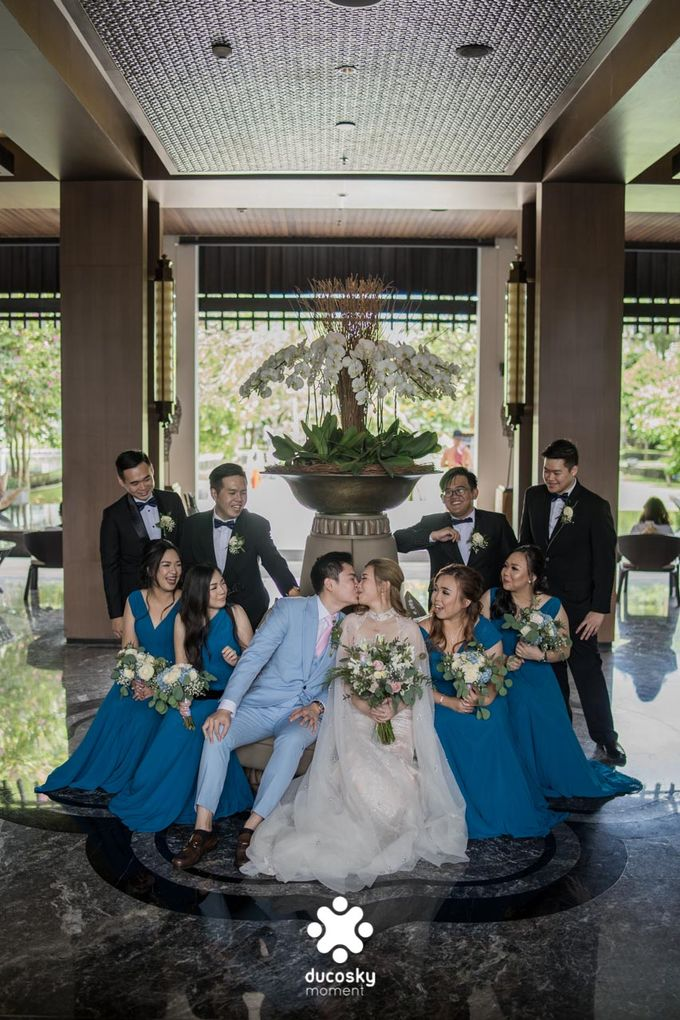 Harfy Chindy Wedding   The First Look by Florencia Augustine - 042