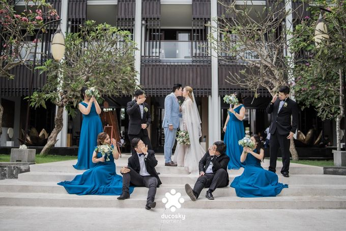 Harfy Chindy Wedding   The First Look by Florencia Augustine - 045