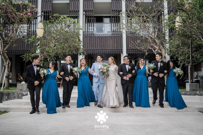Harfy Chindy Wedding   The First Look by Florencia Augustine - 046