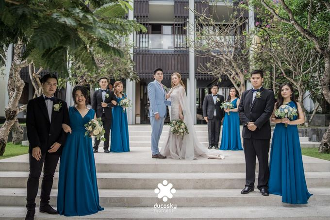 Harfy Chindy Wedding   The First Look by Florencia Augustine - 049