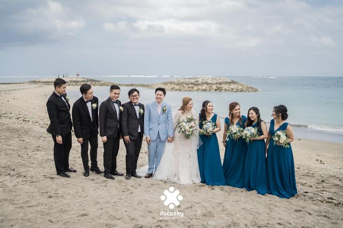 Harfy Chindy Wedding | Happy Ending by Wong Hang Distinguished Tailor - 015
