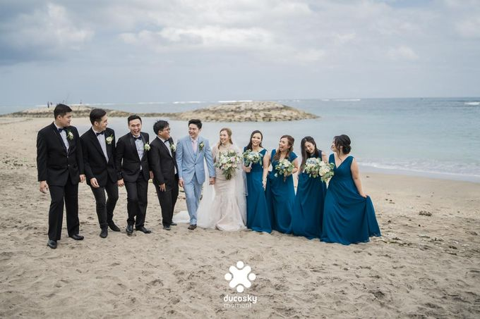 Harfy Chindy Wedding | Happy Ending by Wong Hang Distinguished Tailor - 016