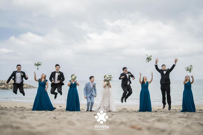 Harfy Chindy Wedding | Happy Ending by Wong Hang Distinguished Tailor - 018