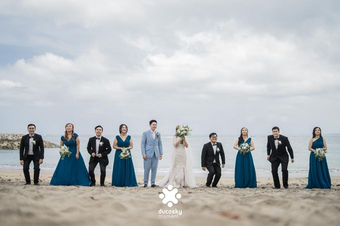 Harfy Chindy Wedding | Happy Ending by Wong Hang Distinguished Tailor - 017