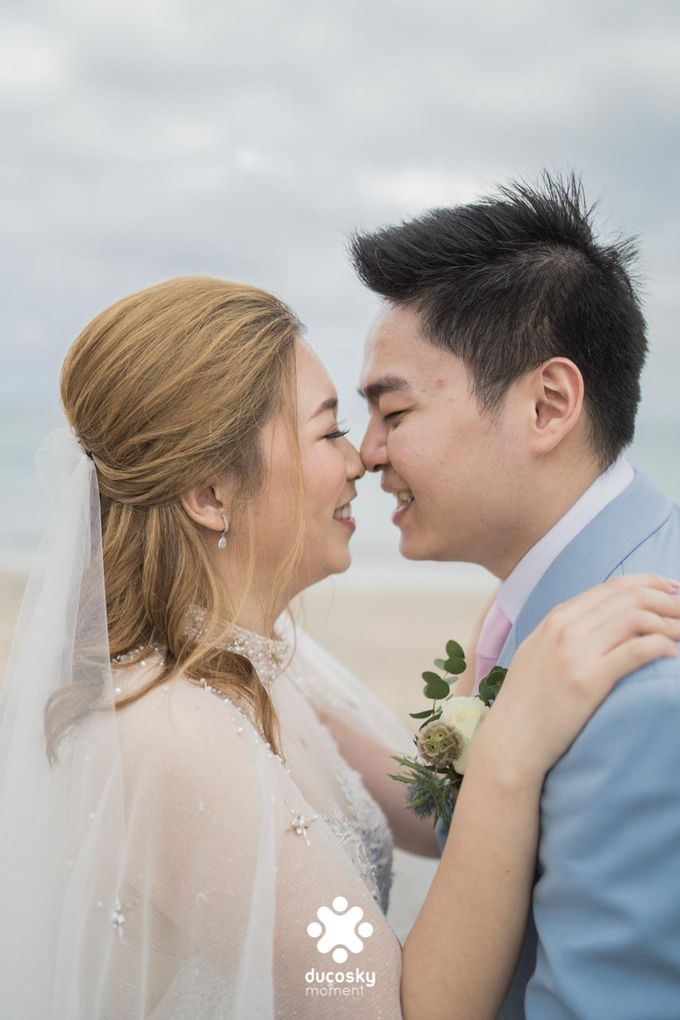 Harfy Chindy Wedding | Happy Ending by Wong Hang Distinguished Tailor - 024