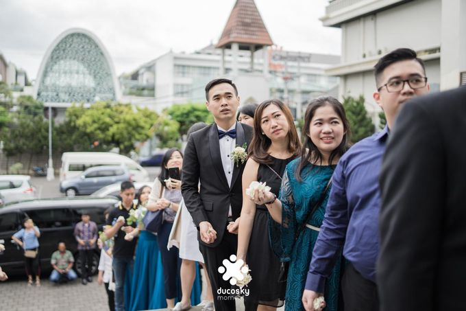Harfy Chindy Wedding | Happy Ending by Wong Hang Distinguished Tailor - 003
