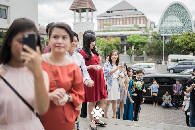 Harfy Chindy Wedding | Happy Ending by Wong Hang Distinguished Tailor - 002