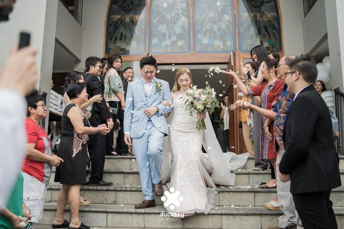 Harfy Chindy Wedding | Happy Ending by Wong Hang Distinguished Tailor - 004