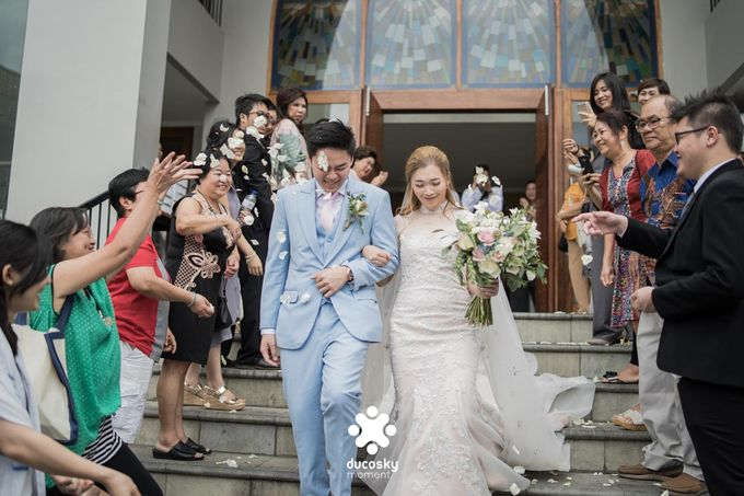 Harfy Chindy Wedding | Happy Ending by Wong Hang Distinguished Tailor - 005