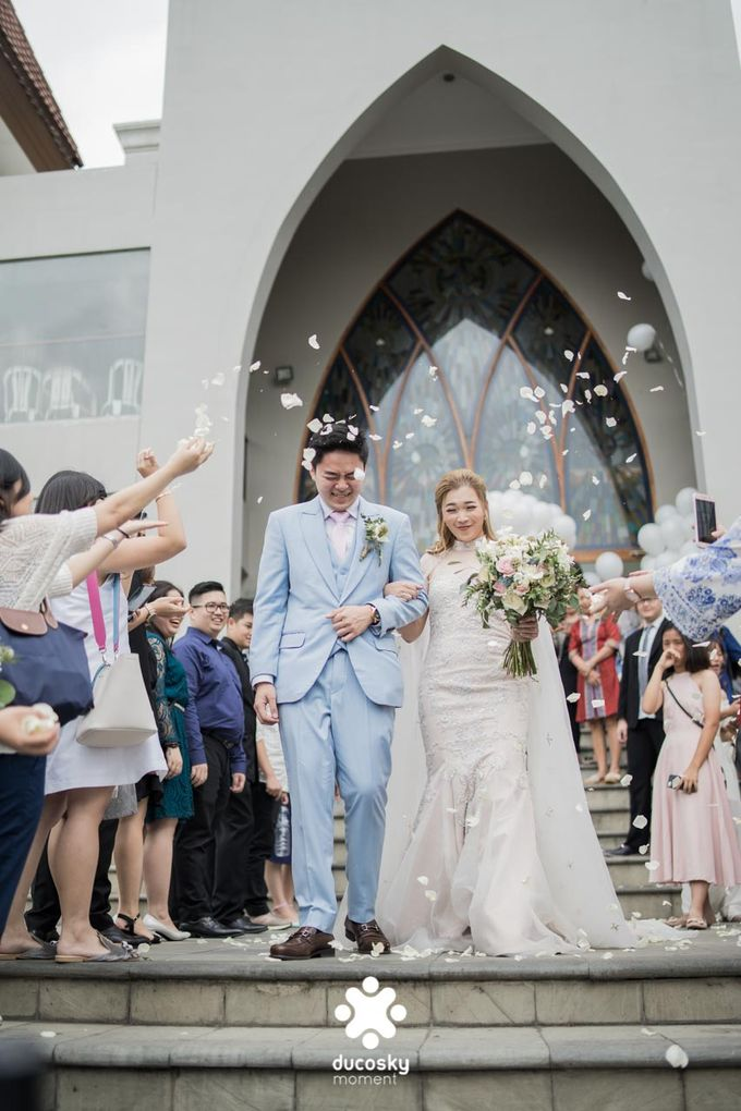 Harfy Chindy Wedding | Happy Ending by Wong Hang Distinguished Tailor - 006