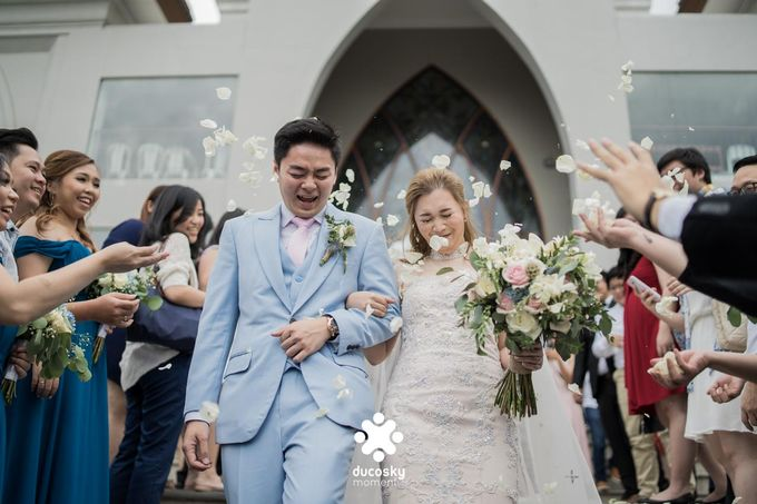 Harfy Chindy Wedding | Happy Ending by Wong Hang Distinguished Tailor - 007