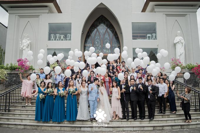 Harfy Chindy Wedding | Happy Ending by Wong Hang Distinguished Tailor - 009