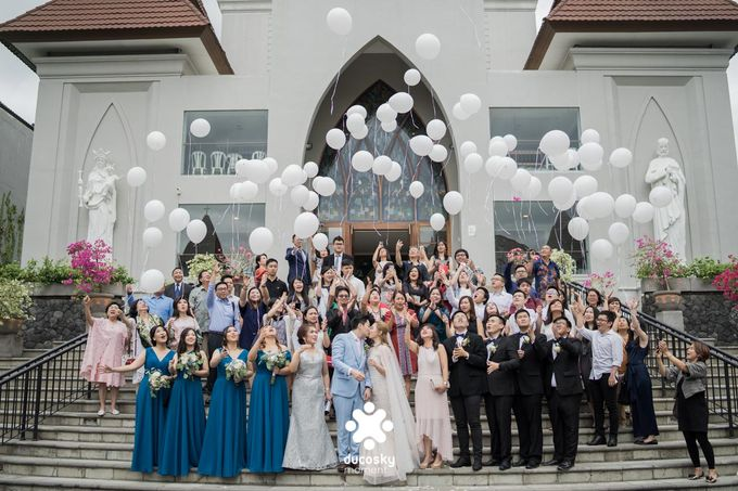Harfy Chindy Wedding | Happy Ending by Wong Hang Distinguished Tailor - 010