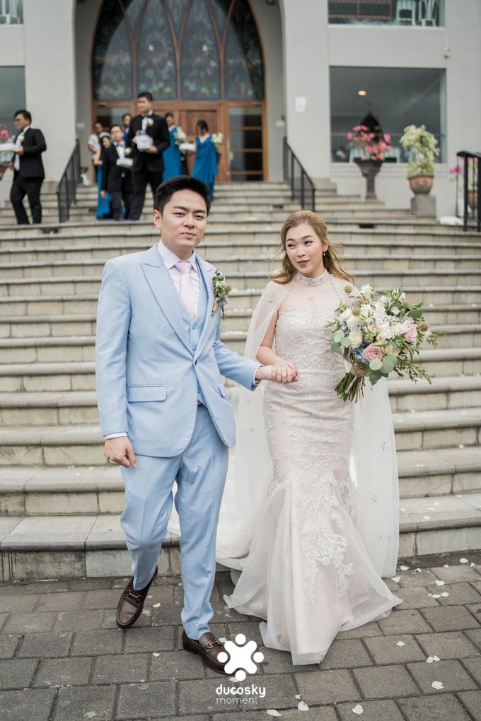 Harfy Chindy Wedding | Happy Ending by Wong Hang Distinguished Tailor - 013