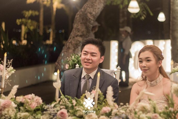 Harfy Chindy Wedding | Stardust on The Beach by Florencia Augustine - 018