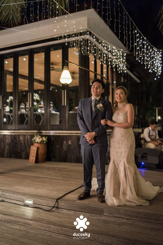 Harfy Chindy Wedding | Stardust on The Beach by Florencia Augustine - 027