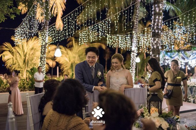 Harfy Chindy Wedding | Stardust on The Beach by Florencia Augustine - 032